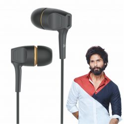 U&I Arrow Series Ui-252 Universal Earphone With Mic