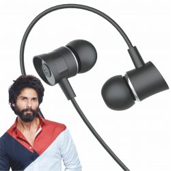 U&I Cap Series Wired Earphone For All Smartphones – Ui-99 Champ