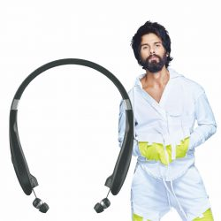 U&I UiBH- 2646 Run Wireless Stereo neckband Bluetooth Headset with Mic