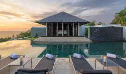 5 Bedroom Hillside Villa with Infinity Pool in Kata Noi, Thailand