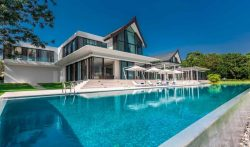Luxury 6 Bedroom Beachfront Cape Yamu Villa with Pool in Phuket