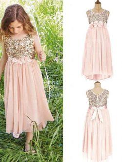 Flower Girl Dresses & Flower Girl Dresses NZ Online Cheap | Victoriagowns