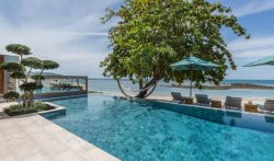 7 bedrooms Beachfront Luxury Villa with Infinity Pool, Koh Samui