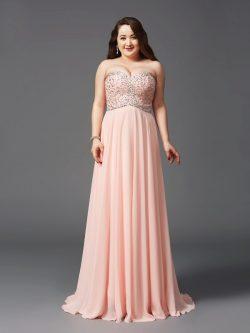 Plus Size Ball Dresses NZ for Sale Online | Victoriagowns